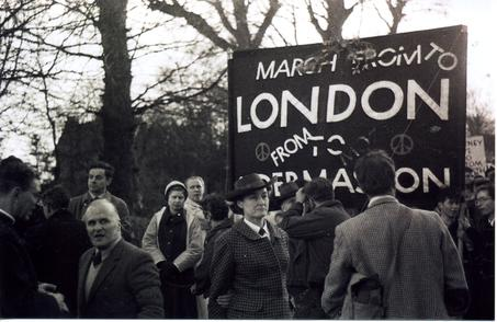 March to Aldermaston