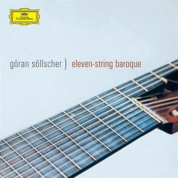 GORAN SOLLSCHER : ELEVEN-STRING BAROQUE
