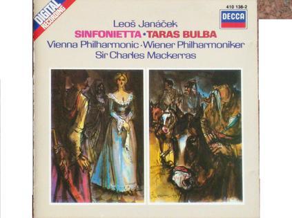 Janacek: Sinfonietta / Taras Bulba