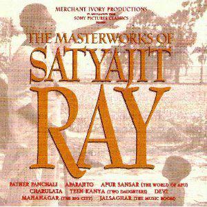 Masterworks Of Satyajit Ray