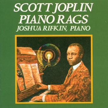 Scott Joplin: Piano Rags