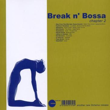 Vol. 2-Break N' Bossa