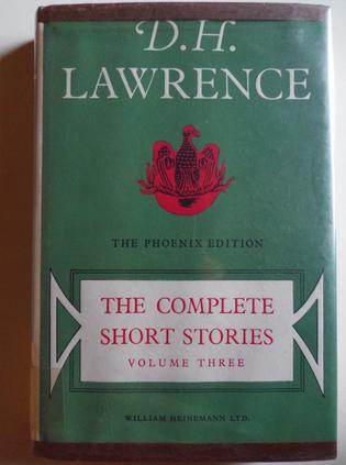 The Complete Short Stories of  D. H. Lawrence, Vol. 1