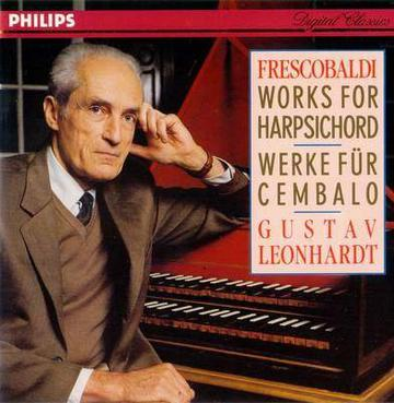 Frescobaldi: Works for Harpsichord