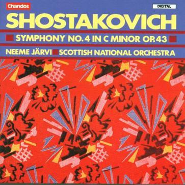 Shostakovich: Symphony No. 4 in C minor,Op.43