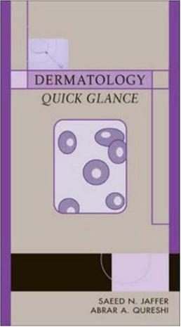 Dermatology, Quick Glance