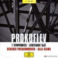 进口CD:普罗科菲耶夫的七首交响曲(463 761-2)