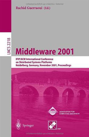 Middleware 2001