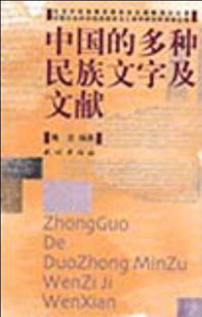 中国的多种民族文字及文献