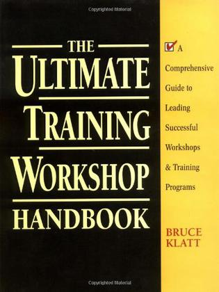 The Ultimate Training Workshop Handbook
