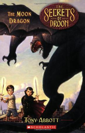 THE SECRETS OF DROON The Moon Dragon