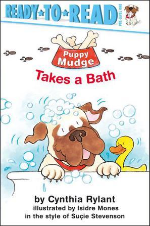 Puppy Mudge Takes a Bath 1