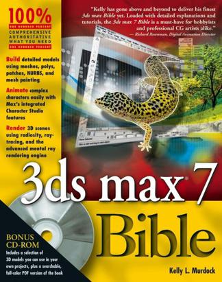 3ds max 7 Bible3ds max 7 宝典