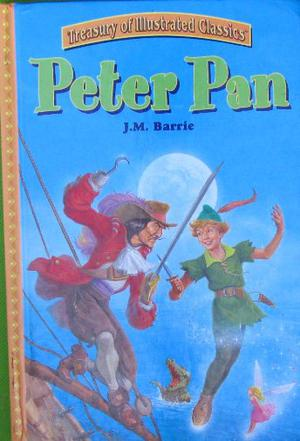 Peter Pan (Treasury of Illustrated Classics)