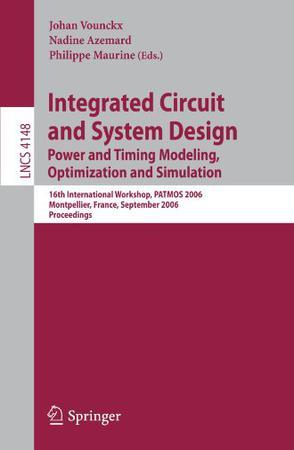 集成电路与系统设计、功率与定时建模、优化与模拟