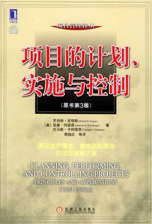 项目的计划、实施与控制