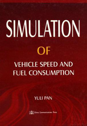 SIMULATION OF VEHICLE SPEED AND FUEL CONSUMPTION