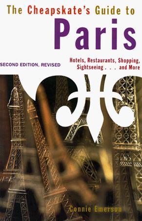 省钱游巴黎