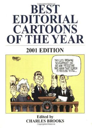 Best Editorial Cartoons of the Year 2001