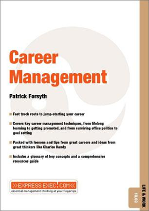 事业管理 Career Management
