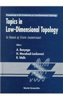 Topics in Low-Dimensional Topology