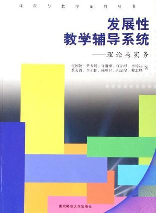 发展性教学辅导系统