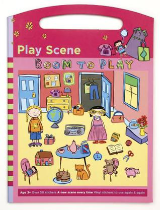 Room to Play Sticker Play Scene