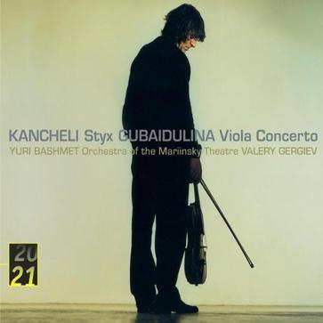 Kancheli:Styx/Gubaidulina:Concerto
