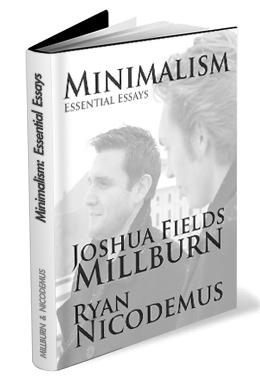 Minimalism for Minimalism live a meaningful life