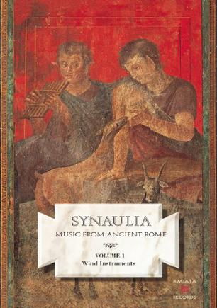 Music from Ancient Rome, Vol. 1: Wind Instruments