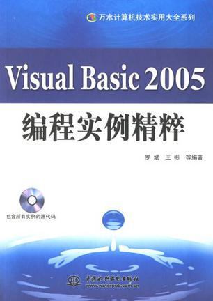 Visual Basic 2005编程实例精粹