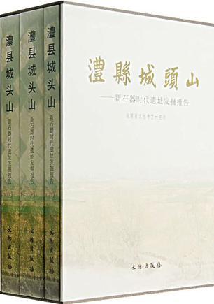 澧县城头山-新石器时代遗址发掘报告(上中下)
