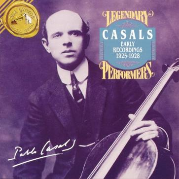 Legendary Performers - Pablo Casals