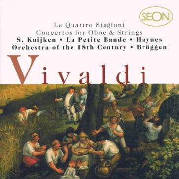 Vivaldi: Le Quattro Stagioni; Concertos for Oboe & Strings