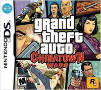 侠盗猎车手:唐人街战争 Grand Theft Auto: Chinatown Wars