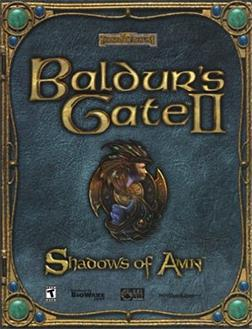 博德之门2:安姆的阴影 Baldur's Gate II: Shadows of Amn