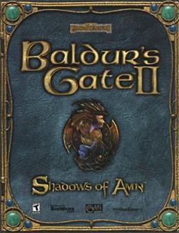 博德之门2:安姆的阴影 Baldur's Gate II: Shadows of Amn