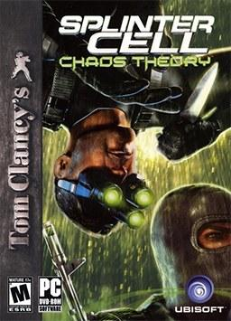 细胞分裂3:混沌理论 Tom Clancy's Splinter Cell: Chaos Theory
