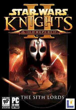 星球大战:旧共和国武士2 西斯领主 Star Wars: Knights of the Old Republic II - The Sith Lords