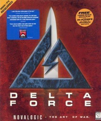 三角洲特种部队 Delta Force