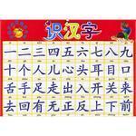 识汉字-金葫芦立体触摸学习挂图