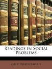 Readings in Social Problems
