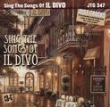 Sing The Songs of Il Divo (Karaoke)
