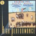 Charles Ives - Symphony no.2 & no.4