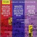 Bach: Sonatas BWV Nos. 525, 527 & 1030/Die Kunst Der Fuge BWV.1080