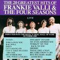 Frankie Valli & Four Seasons - 20 Greatest Hits-Live