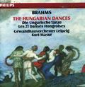 Brahms-21 Hungarian Dances