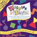 Wiggles N' Tunes Wigglin' Collection (includes interactive 20 page songbook)