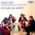 Mozart: Vienna String Quartets K 168-173