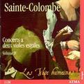 Sainte-Colombe: Concerts à deux violes égales, Vol.4